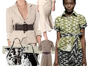 Wild Women – Spring Safari trend