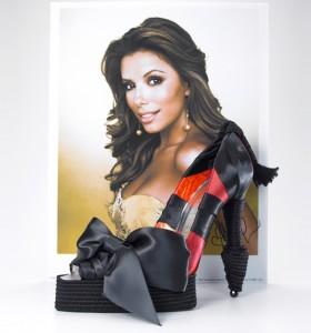 How to wear Eva´s Longorias heels