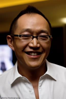 Meeting the FABULOUS Mr. Chang