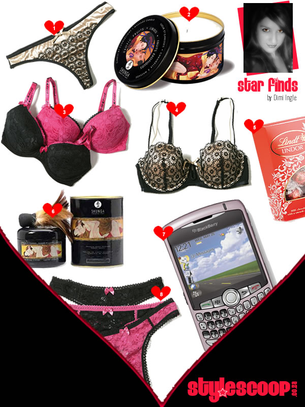 Star Finds – Valentines Seduction