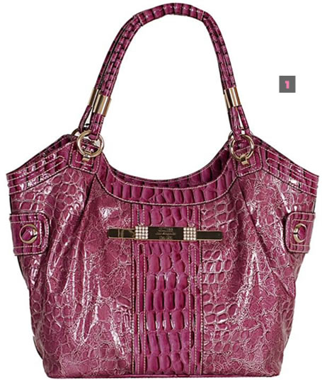 What is it about the GUESS bag?