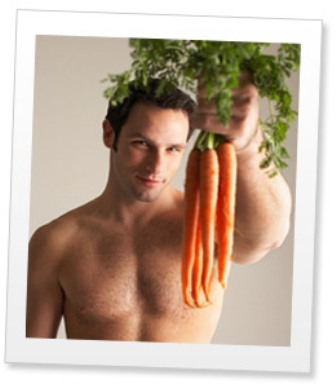 Say yes to carrots (and tomatoes and cucumbers)