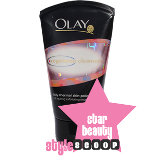 Beauty Scoop – Olay Regenerist Daily Thermal Skin Polisher