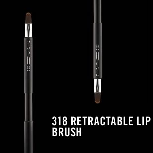 M.A.C 318 Retractable Lip Brush review