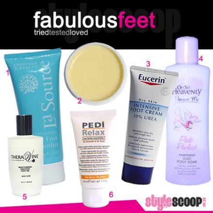 Beauty Scoop – Fabulous Feet