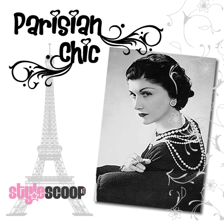 Fancy a little Parisian Chic