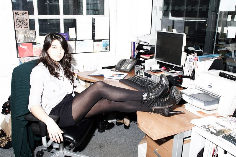 The Fearless Fashionista Presents ELLE UK Office Style