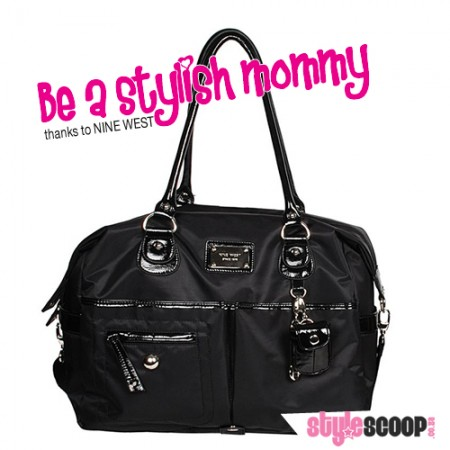 Be a stylish mommy with Nine West