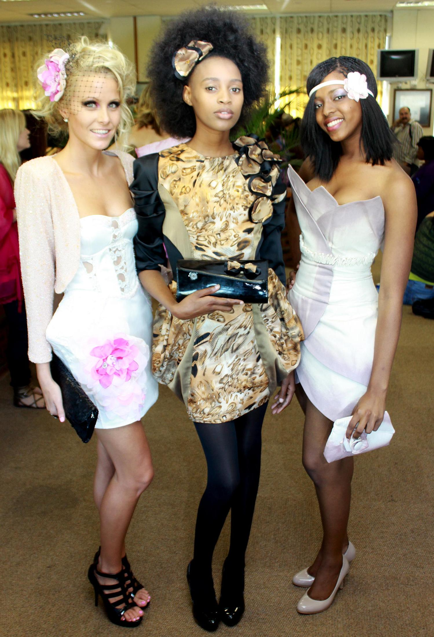 Fashion Overview - Vodacom Durban July 20