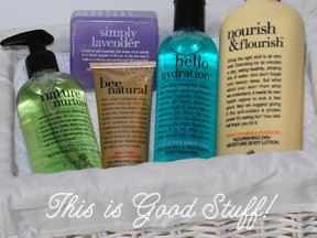 Beauty Review: The Good Stuff