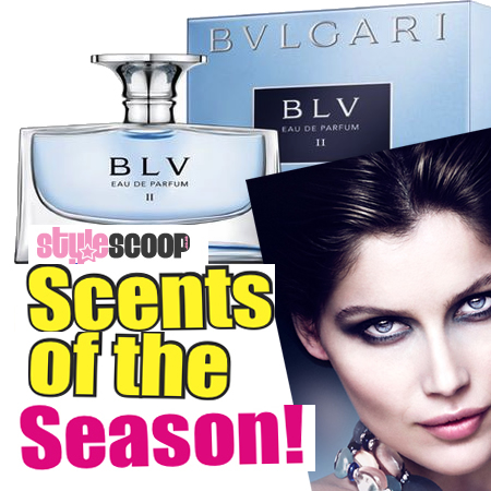 Scents of the Season: BVLGARI BVL II