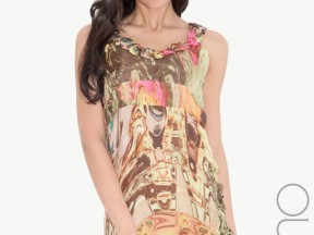 Every girl needs a silk dress hanging in her closet&#8230;