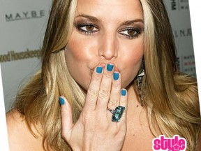 Beauty Scoop – Spring Nail Trends – Oceans Blue