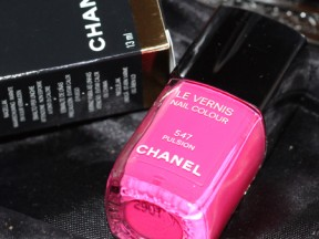 Chanel Nail Personality: Party Girl