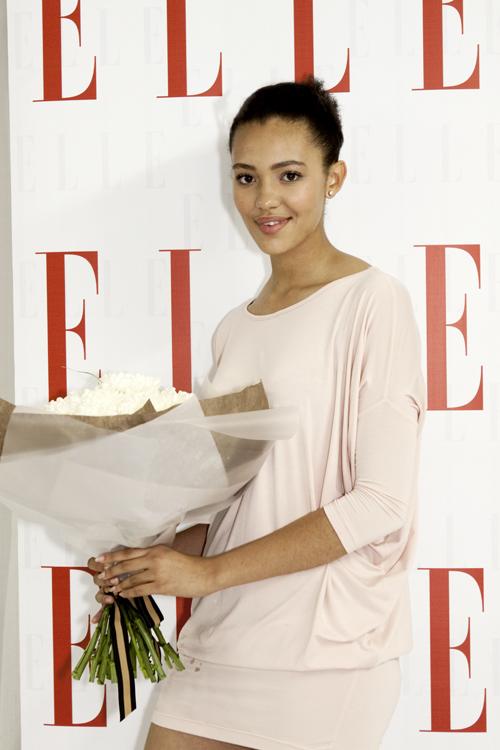 Alexandra Robertshaw ELLE Fresh Face