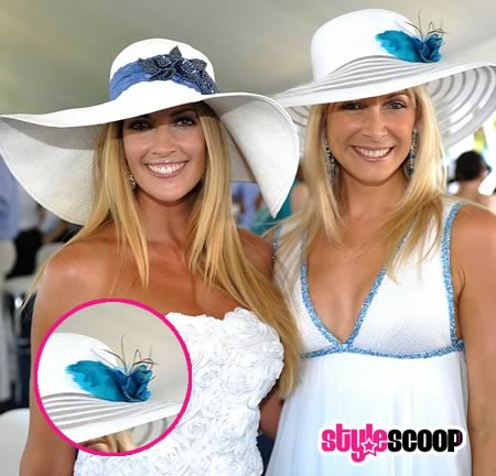 Celebs style it up for the Queens Plate