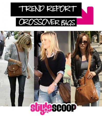 TREND REPORT – Crossover/ Messenger Bags