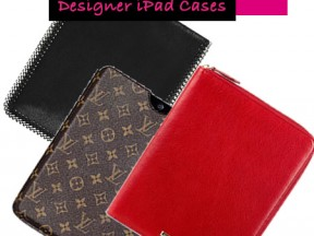 TREND REPORT: Our Top 3 Designer iPad Cases