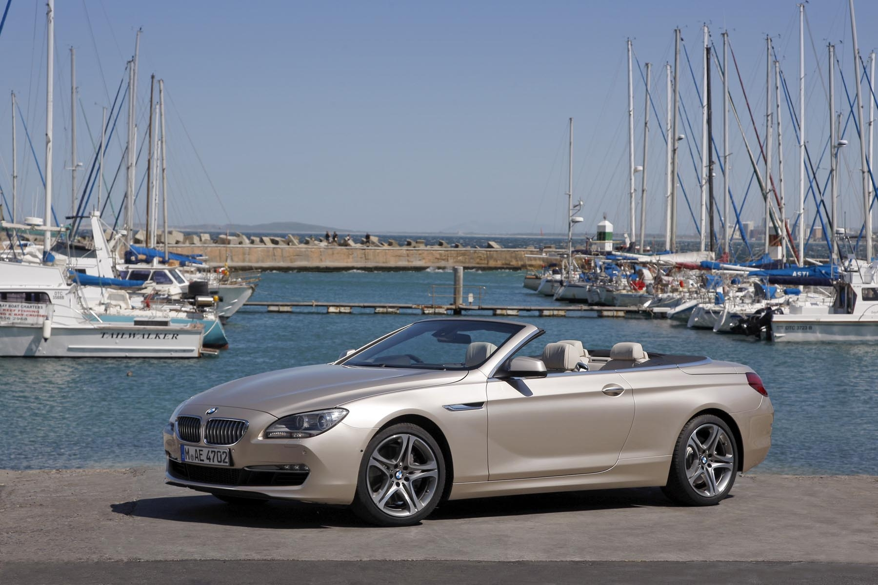 Sheer Driving Pleasure – A look at the all new BMW 6-Series