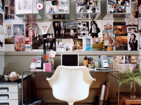 A Life In Style &#8211; Home Office Inspiration