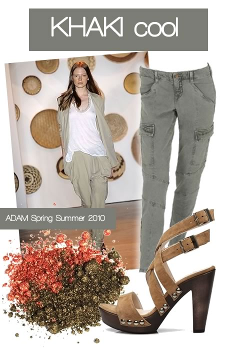 Trend Report – Wear Khaki With Style