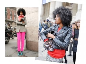 The Fearless Fashionista presents Julia Jamois