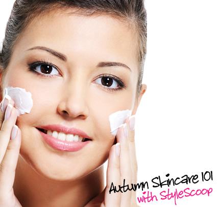 Autumn Skin 101 – Exfoliators & Scrubs