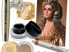 A tribute to Elizabeth Taylor – Modern Day Cleopatra Eyes