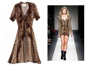 Animal Magnetism; Love Leopard Prints For Winter