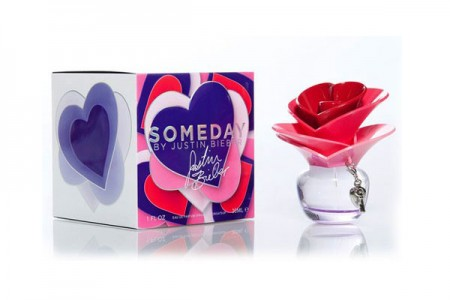Justin Bieber Launches Women's Fragrance