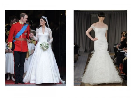 Wedding Dress Trends – Inspired by the Royal nuptials