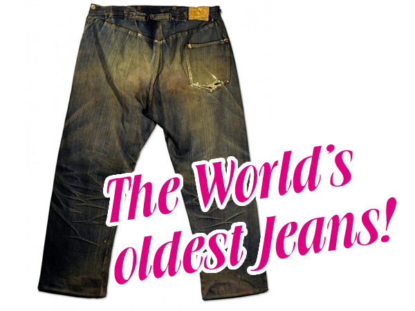 Levi's 138 years of originality & the worlds first blue jean