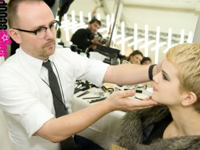 Chanel Winter 2011/2012 Makeup