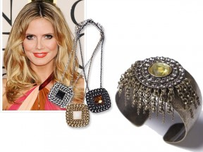 Heidi Klum to Release Costume Jewellery Line