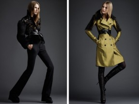 Burberry Dreaming – Burberry Prorsum Pre Fall 2011