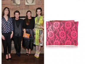 Christopher Kane Debuts Handbag Line