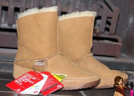 Fit Flop – Mukluk Boots