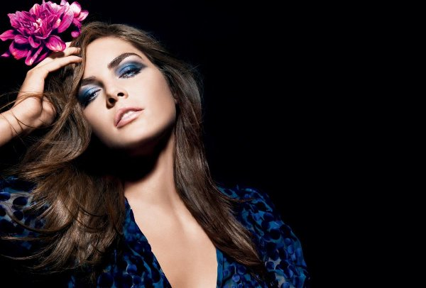 The gorgeous Hilary Rhoda for the Blue Dahlia collection