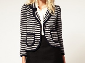 asos chloe knitted jacket