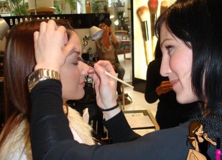 A Bobbi Brown Makeup Lesson