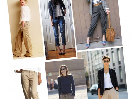 Boyfriend Pants – yay or nay?