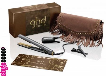 Good hair days gone Boho – ghd Iconic Eras of Style Collection