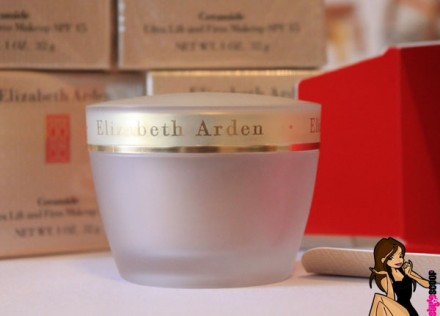 Review – Elizabeth Arden Ceramide Ultra Lift and Firm Makeup with SPF 15