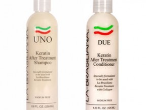 La Brasiliana Uno &amp; Due After Keratin Treatment
