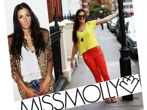 Fashion Style Bloggers We Love – Miss Molly