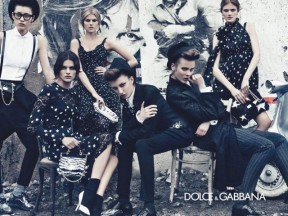 Dolce and Gabbana – True Stars