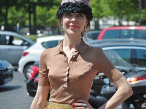 The Fearless Fashionista presents Uliana Sergienko