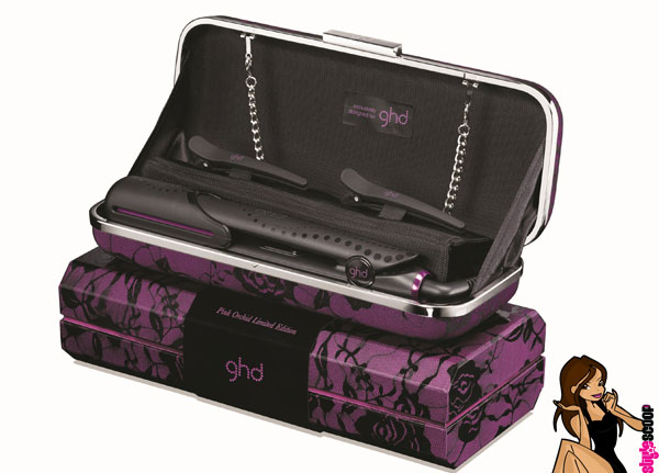 First look at the new ghd Pink Orchid Limited Edition