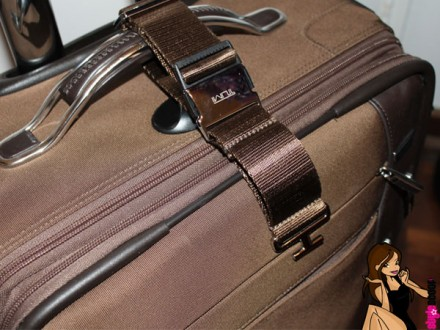 Why I love Travelling with my TUMI