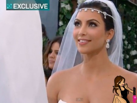 Kim Kardashian's Wedding Video Sneak Peek